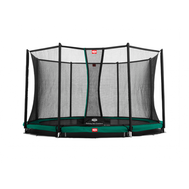 Батут Berg InGround Favorit 270 + Safety Net Comfort(InGr) 270, фото 1