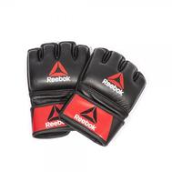 Профессиональные кожаные перчатки Reebok Combat для MMA, размер M, фото 1