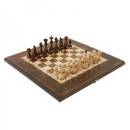 Шахматы + Нарды резные 30, Haleyan, фото 1