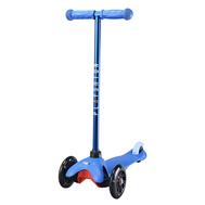 Самокат со светящимися колесами PLAYSHION FS-MS001LB (Синий), фото 1