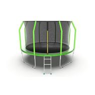 Батут EVO JUMP COSMO 12FT GREEN, фото 1