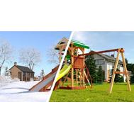 Детская игровая площадка САВУШКА 4 СЕЗОНА-4, фото 1